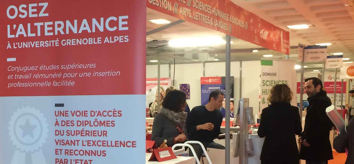 Salon de l'apprentissage, de l'alternance et des métiers 2019